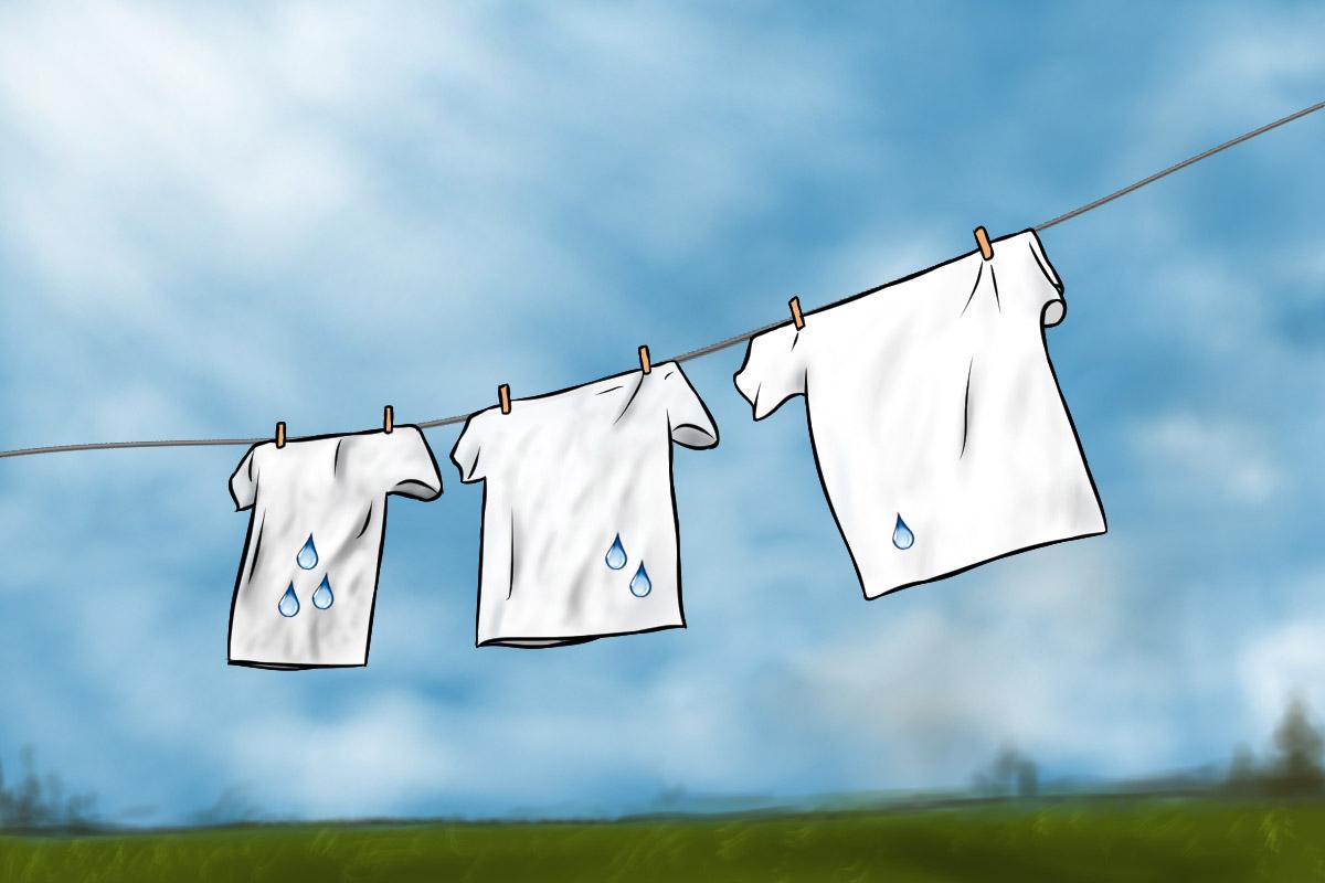 Kaufberatung Waschmaschine - Je stärker die Wäsche geschleudert wird, desto trockener kommt sie aus der Waschmaschine.