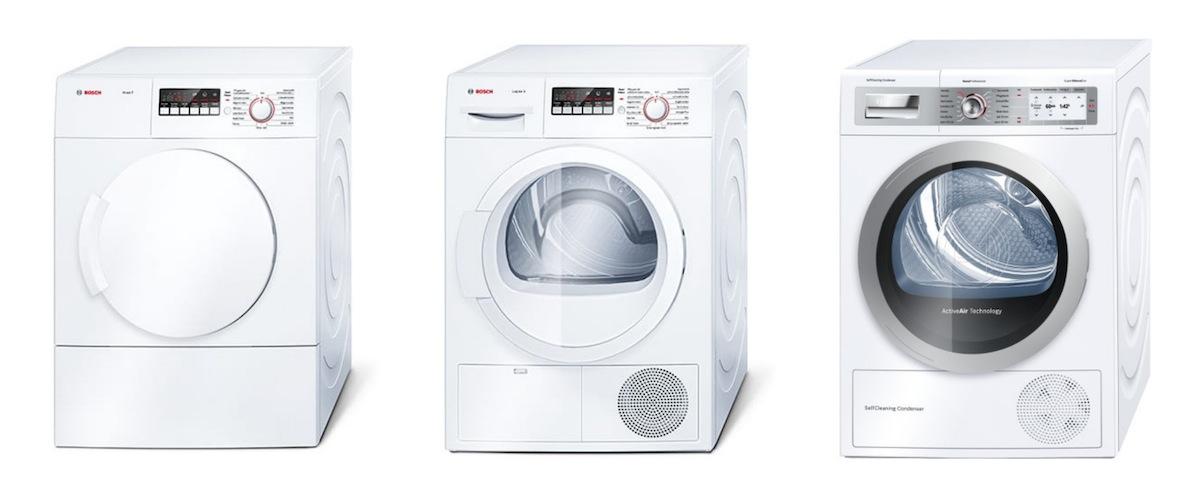 Wäschetrockner-Typen im Vergleich - Ablufttrockner, Kondensationstrockner, Wärmepumpentrockner