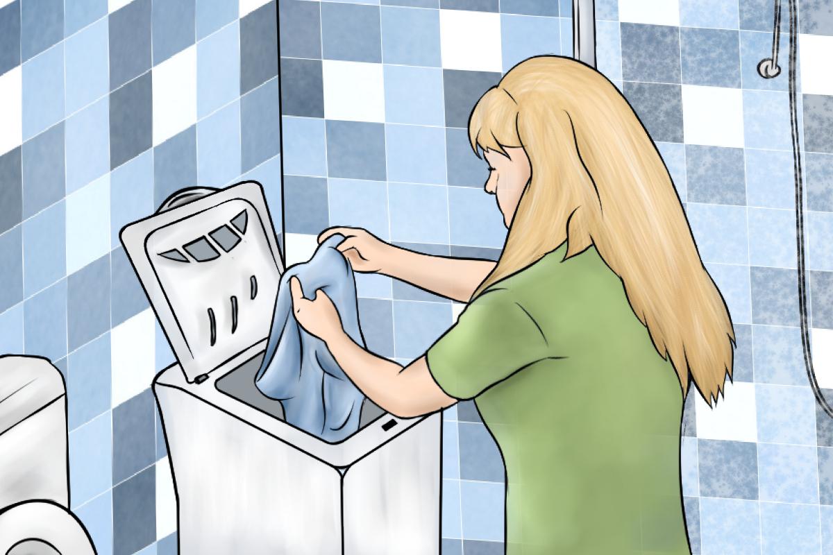 Kaufberatung Waschmaschine - Toplader sind mit einer Breite von nur 40 cm sehr schmal und passen auch in kleinste Nischen.