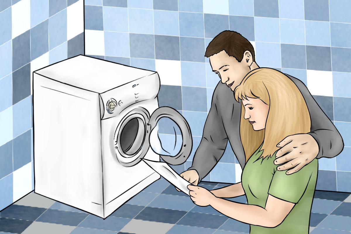 Kaufberatung Waschmaschine - Eine effiziente Waschmaschine spart Energie, Wasser und Waschmittel.