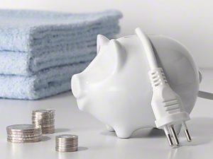 Die Reinigung der Waschmaschine sorgt für energiesparendes Waschen. / Bild: miele.ch