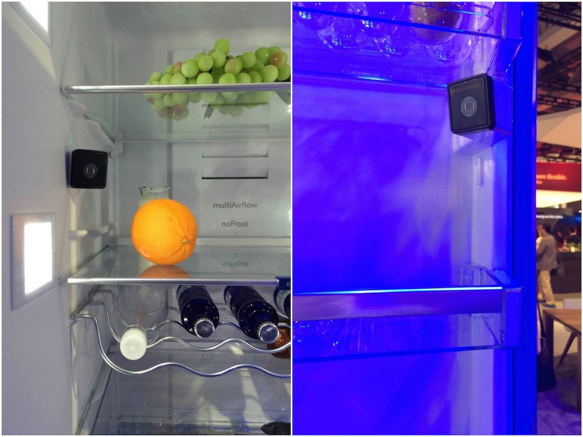Siemens Kühlschrank Mit Kamera : Siemens home connect camera in the fridge kameras ihr