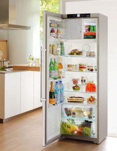 Kühlgeräte und Gefriergeräte im Überblick - Kühlschrank - Bild © Liebherr