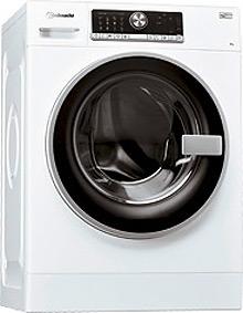 Gewinn beim Foto-Wettbewerb von Kaufsignal und Bauknecht bei Radio24: Bauknecht Waschmaschine WAPC 86560 mit ZEN-Technologie