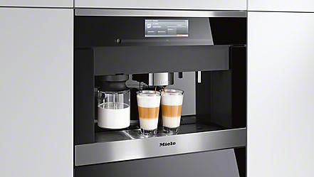 Kaffeevollautomat (Bild © Miele)