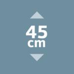 Geschirrspüler-Bauformen - 45 cm hoch