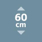 Geschirrspüler-Bauformen - 60 cm hoch