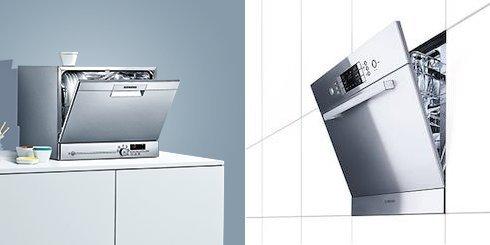 Geschirrspüler-Bauformen - Kompaktgeschirrspüler