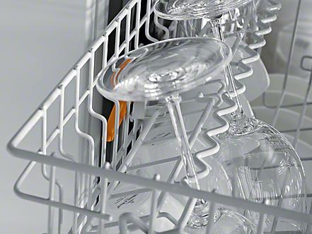Glaskorrosion im Geschirrspüler - Richtiges Einräumen beugt vor