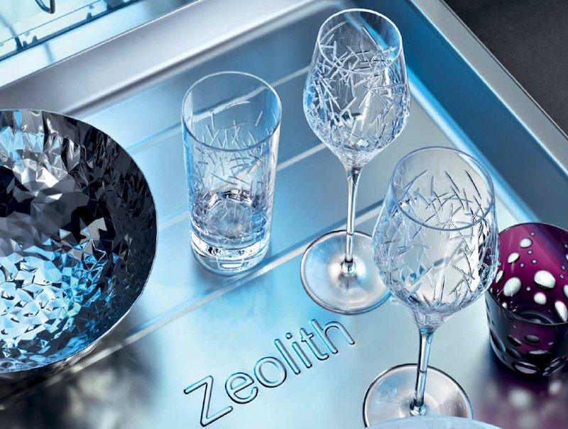 zeolith technologie in der spülmaschine
