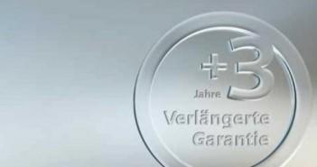 Gratis Garantieverlängerung für Waschmaschinen und Wäschetrockner von Bosch und Siemens