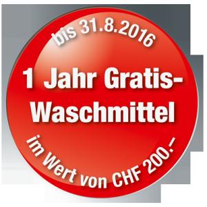 Miele Aktion: 1 Jahr Gratis-Waschmittel zu Miele W1 mit TwinDos