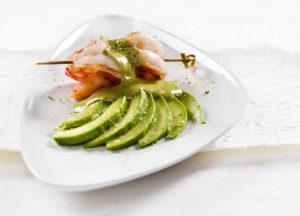 Crevetten mit Matcha-Mayonnaise - Rezept von Betty Bossi & Miele