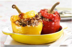 Gefüllte Peperoni - Rezept von Betty Bossi & Miele