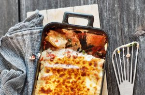 Kohl-Schinken-Cannelloni - Rezept von Betty Bossi & Miele