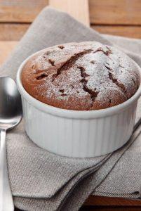 Warme Schokoladeküchlein - Rezept von Betty Bossi & Miele