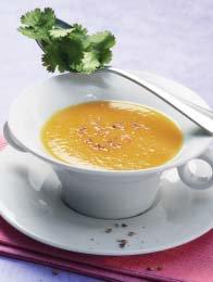 Süsshädopfelsuppe - Rezept von Betty Bossi & Miele