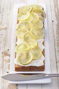 Getränkte Zitronenschnitte - Rezept von Betty Bossi & Miele