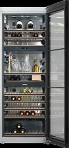 Miele 3-Zonen-Weinkühlschrank KWT 6832 SGS