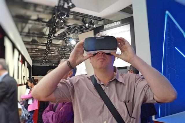 Miele VR Brille