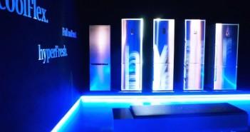 Siemens Kühlgeräte auf der IFA 2016